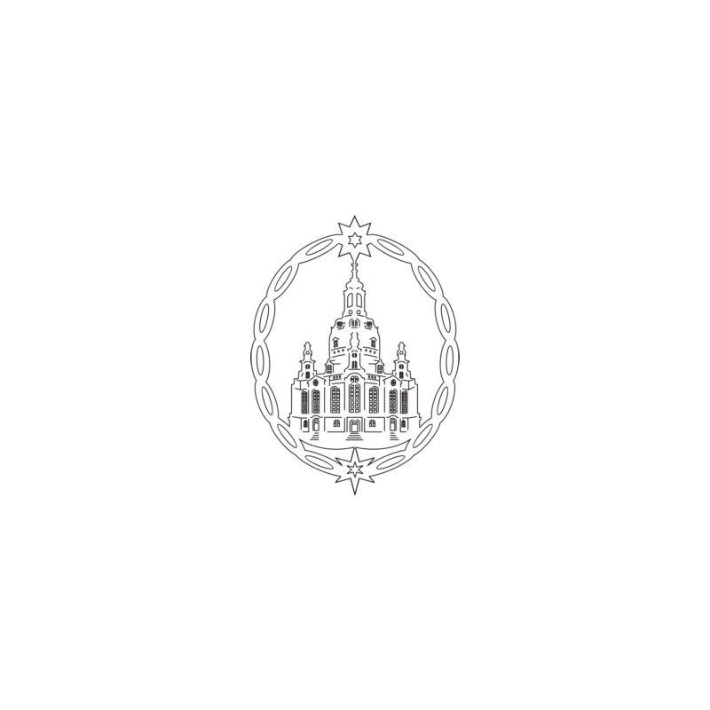 Vorlage FB dopp, Dresdner Frauenkirche